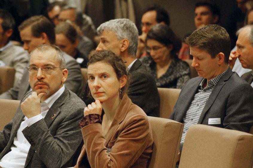 Duurzaamheidsmanager Febelfin en Anneleen De Bonte: gelijkgestemd?