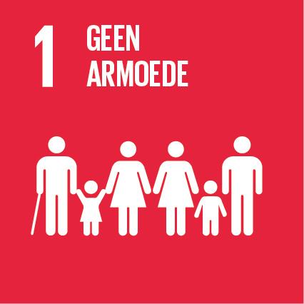 Duurzame Ontwikkelingsdoelstelling 1 Geen armoede
