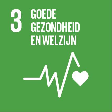 Duurzame Ontwikkelingsdoelstelling3 Goede gezondhied en welzijn