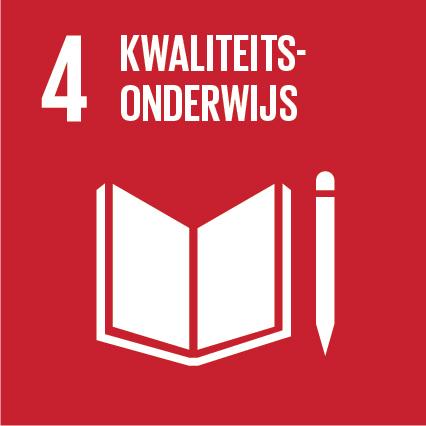 Duurzame Ontwikkelingsdoelstelling 4 Kwaliteitsonderwijs